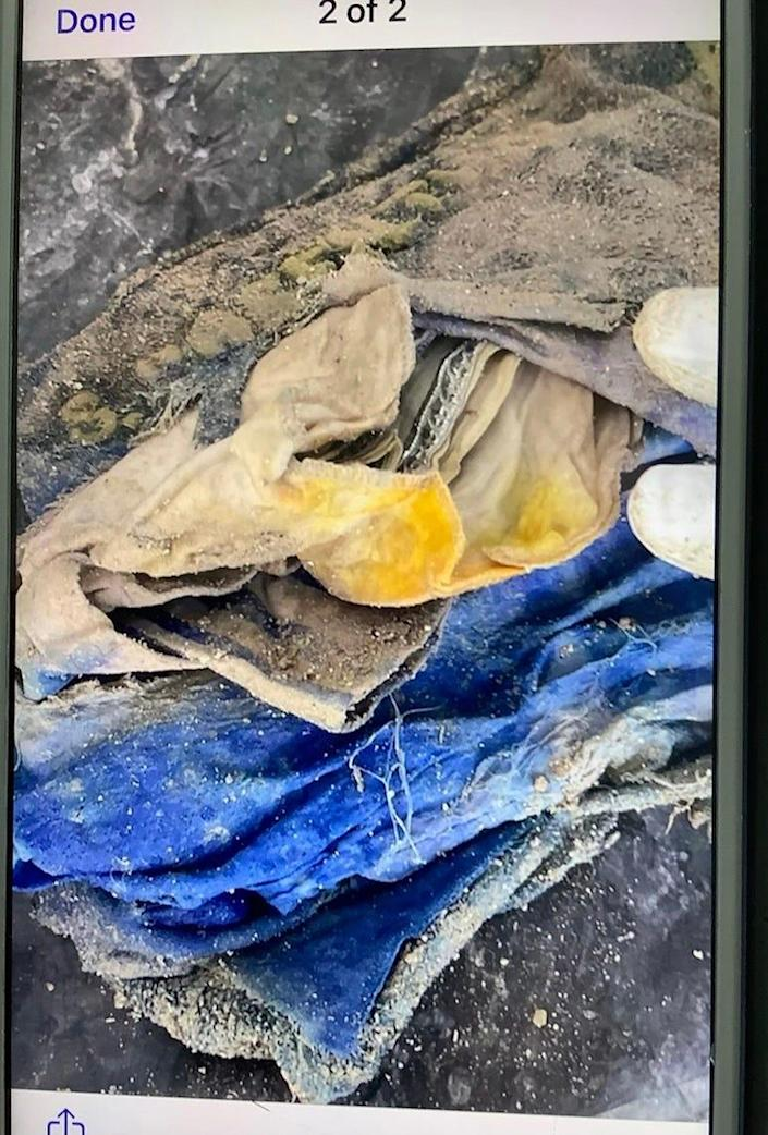 Steve Rosenthal is a victim of the condo collapse. Rescue workers found his prayer shawl in the rubble.