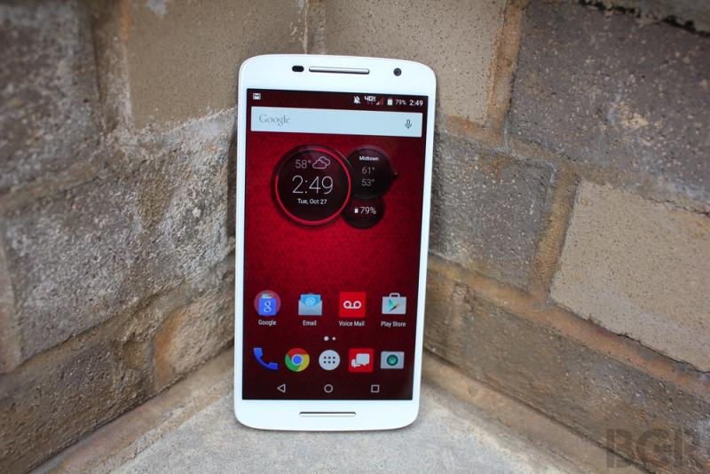 Motorola's Droid Maxx 2 hands-on: A budget phone with a