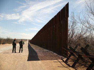 Pentagon authorises $1 bn for Donald Trump's US-Mexico border wall, asks army to begin planning roads, fences