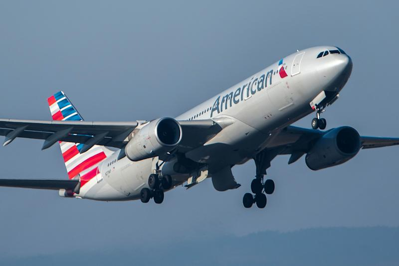 American Airlines' shares jump after earnings beat, strong 2019 profit forecast