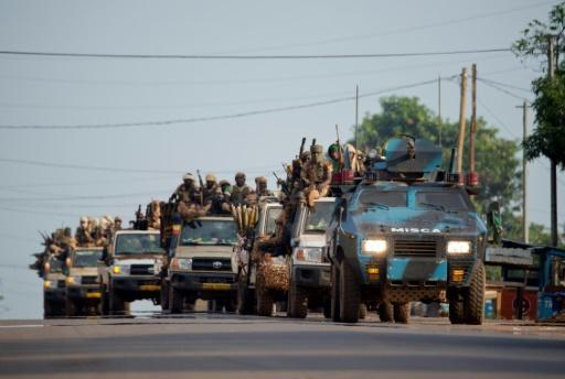 Chad blasts UN report on troop abuses in C. Africa