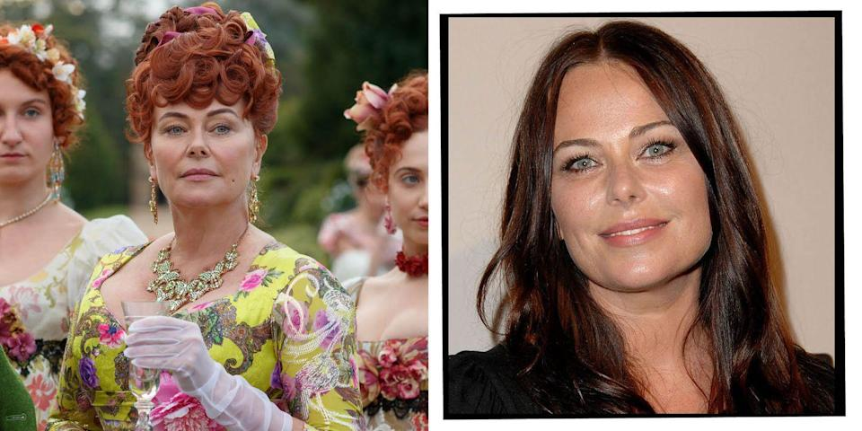 <p><strong>Who is Polly Walker?</strong></p><p>A Golden-Globe nominated British actor.</p><p><strong>Have I seen her before?</strong></p><p>It's certainly likely you'll recognise her. Walker's acting career has spanned three decades with 1990s roles including Patriot Games opposite Harrison Ford, Silver alongside Sharon Stone and Restoration with Meg Ryan and Robert Downey Jnr. </p><p>In 2006, she was nominated for a Golden Globe for her depiction of Julius Caesar's niece Atia of the Julii in HBO's Rome.<br></p>