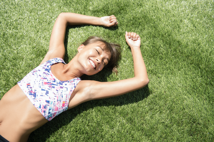 Find the perfect sports bra for your body. (Photo: Getty Images)