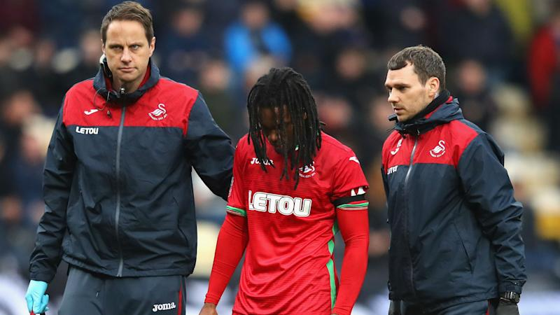 Renato Sanches returns to Swansea after injury