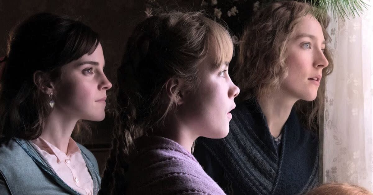 Emma Watson, Florence Pugh and Saoirse Ronan all star in Little Women