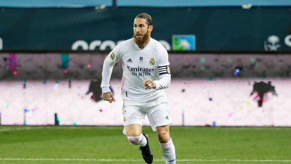 Sergio Ramos, Real Madrid | Soccrates Images/Getty Images