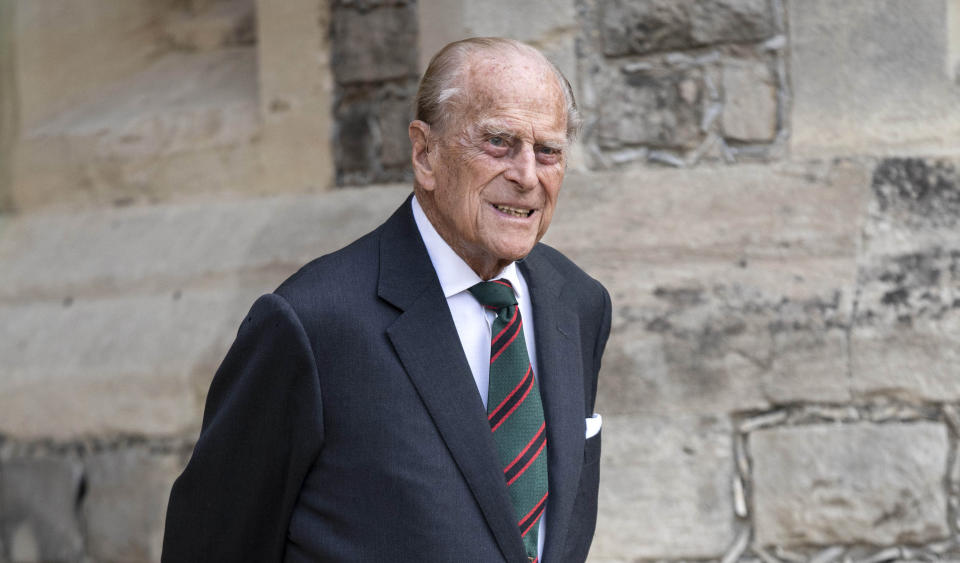 Over 11 million people watched Prince Philip's funeral. (Getty)