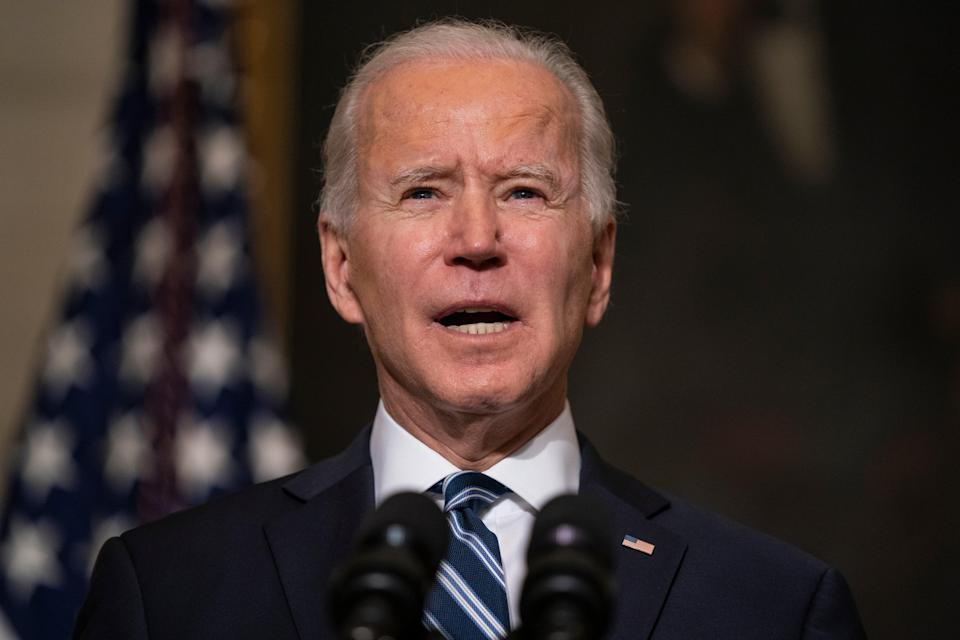 Biden Climático (Copyright 2021 The Associated Press. All rights reserved)