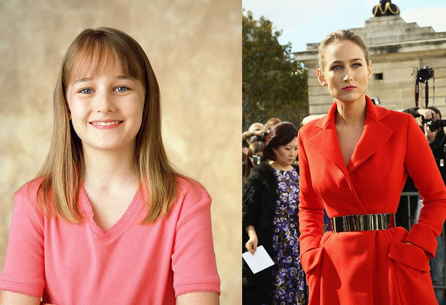 "Leelee Sobieski - When Leelee recently stepped back in to the spotlight (as one of Vogue's 10 Best Dressed of 2012!) we were stunned. The little girl from ""Jungle 2 Jungle"" and gawky teen from ""Deep Impact"" is seriously, model-gorgeous (check out those cheekbones). She's kept busy since the '90s, working in more mature films like ""Eyes Wide Shut"" and ""Public Enemies"" and making sporadic television appearances. Oh, and studying at Brown. No biggie."