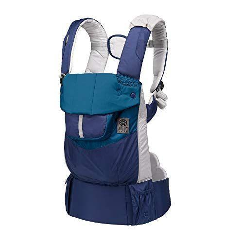 """<p><strong>LILLEbaby</strong></p><p>amazon.com</p><p><strong>$125.00</strong></p><p><a href=""""https://www.amazon.com/dp/B07YCVWKGC?tag=syn-yahoo-20&ascsubtag=%5Bartid%7C10050.g.25323076%5Bsrc%7Cyahoo-us"""" rel=""""nofollow noopener"""" target=""""_blank"""" data-ylk=""""slk:Shop Now"""" class=""""link rapid-noclick-resp"""">Shop Now</a></p><p>This lightweight baby carrier is perfect for any time she wants to go hands-free.</p>"""