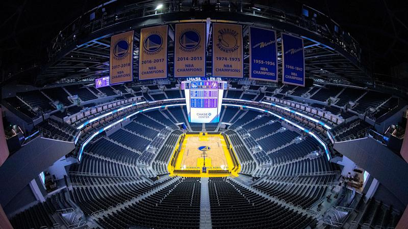 Chase Center faces uphill battle to match loud Warriors fans of Oracle