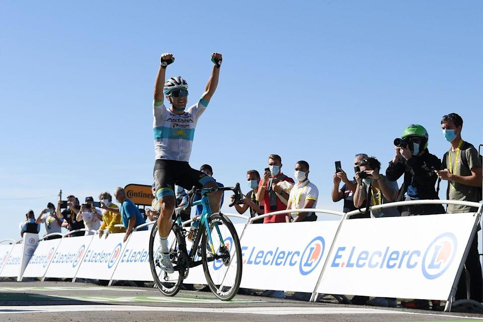 <p><strong>Who's Winning the Tour?</strong></p><p>The presence of a GC contender (Miguel Ángel López) didn't stop Astana from sending one of its best riders in the breakaway today, and they came away with a stage win for their trouble as Alexey Lutsenko managed to stay clear of the pack for a solo victory. Said peloton seemed only too happy with that turn of events. After a fast stage that saw the field get whittled down significantly before the climbing even started, Adam Yates didn't seem to have much trouble defending his yellow jersey. His Mitchelton-Scott team got a big helping hand from INEOS Grenadiers, who largely set the pace on the climbs for the last hour. Julian Alaphilippe, who controversially lost yellow yesterday by penalty, made a late attack inside the final kilometer, but was unable to get nearly enough of a gap to regain his race lead.</p><p><strong>Who's <em>Really</em> Winning the Tour?</strong></p><p>Two days after Jumbo-Visma controlled the first summit finish using the team-time-trial technique that INEOS perfected in winning six of the last seven Tours, INEOS showed today that it's still got some horsepower too by deploying the same approach. There have been questions about INEOS's strength after it left former Tour winners Chris Froome and Geraint Thomas off the roster since they didn't seem in top shape. But today, at least, they showed the same kind of depth and control they've had in the past. Jumbo still looks like the strongest team in the race, but it's clear INEOS isn't giving up its position as stage racing's dominant team, at least not without a fight.</p>