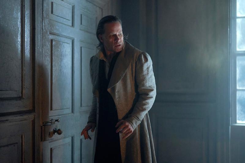 Repentant: Guy Pearce as Scrooge (FX Networks/Scott Free)