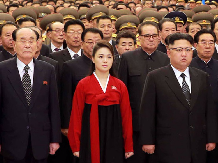 Korea leader Kim has 3rd child