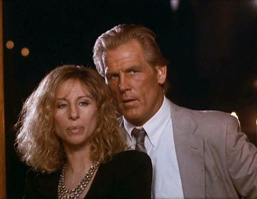 Barbra Streisand and Nick Nolte in 'The Prince of Tides'