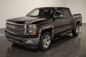 Line-X Announces Partnership With Duck Commander to Produce the All-New Commander Series Truck
