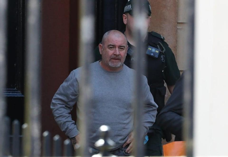 Paul McIntyre, 53, has already been charged with murder (Niall Carson/PA) (PA Archive)