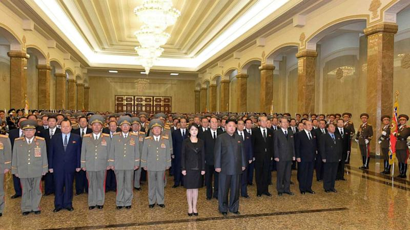Kim Jong-un's Aunt Now Missing From Photo