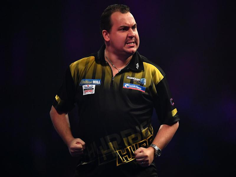Huybrechts had already been eliminated from the Premier League (Getty)