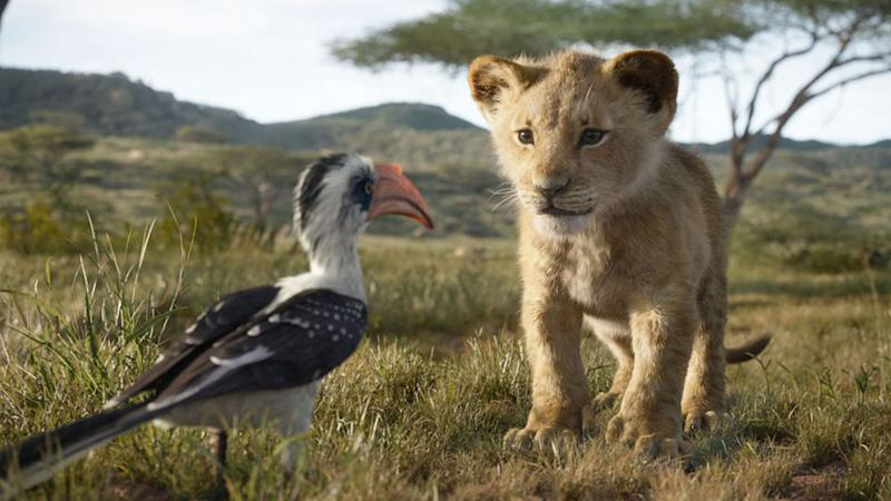 Yes, We've Seen 'The Lion King' Before But This Movie Is Next Level