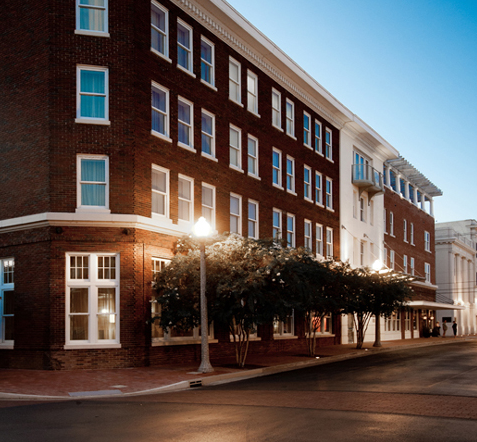 The Alluvian hotel is in the heart of the Mississippi Delta and a celeb fave. We can see why. Source: Supplied