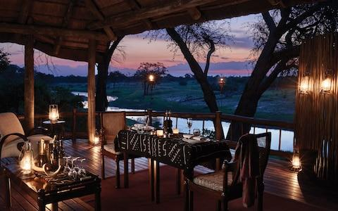 Belmond Savute Elephant Camp, Botswana - Credit: Mark Williams/Mark Williams