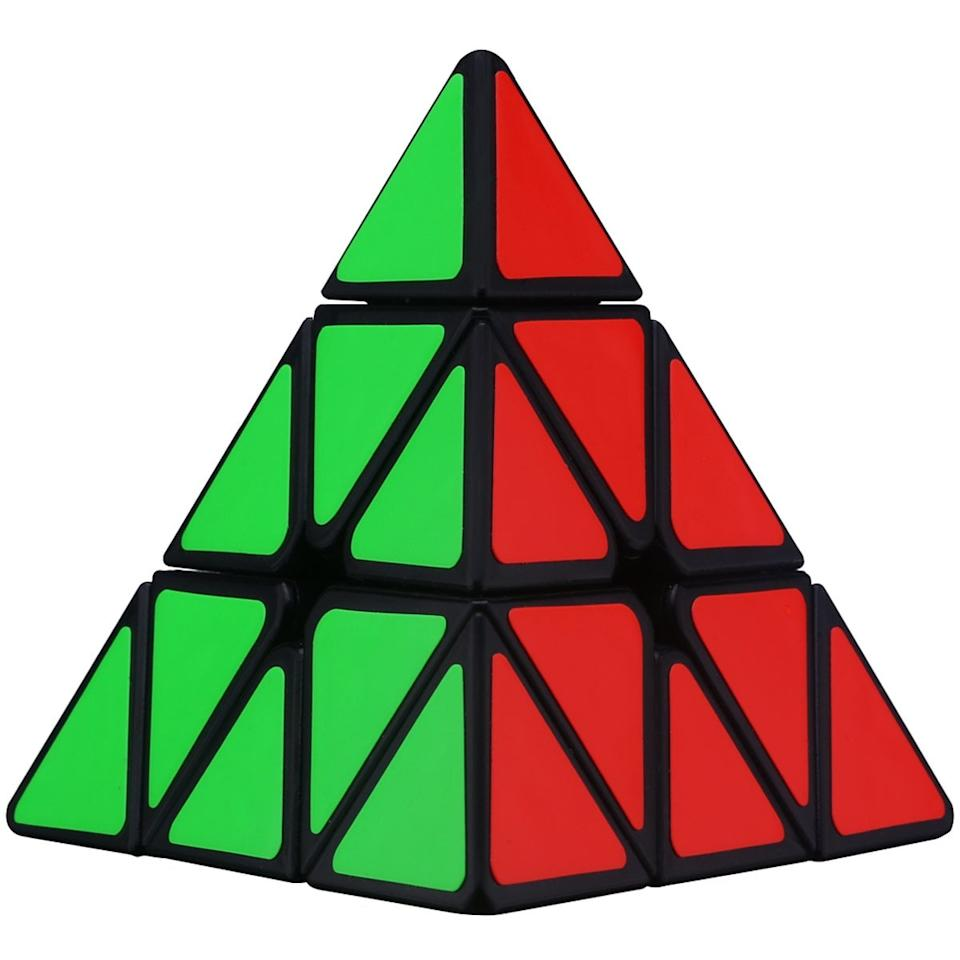 """<p>This <a href=""""https://www.popsugar.com/buy/Dreampark-Pyramid-Speed-Cube-529928?p_name=Dreampark%20Pyramid%20Speed%20Cube&retailer=amazon.com&pid=529928&price=10&evar1=savvy%3Aus&evar9=45450344&evar98=https%3A%2F%2Fwww.popsugar.com%2Fphoto-gallery%2F45450344%2Fimage%2F47001032%2FDreampark-Pyramid-Speed-Cube&list1=shopping%2Cgifts%2Camazon%2Choliday%2Cstocking%20stuffers%2Cgift%20guide%2Camazon%20prime&prop13=api&pdata=1"""" rel=""""nofollow"""" data-shoppable-link=""""1"""" target=""""_blank"""" class=""""ga-track"""" data-ga-category=""""Related"""" data-ga-label=""""https://www.amazon.com/dp/B016G44ABI/ref=cm_gf_aST_i03_d_p0_c0_qd5___________________lVWYTyCOXpIkHhaf1ymv"""" data-ga-action=""""In-Line Links"""">Dreampark Pyramid Speed Cube</a> ($10) is so cool.</p>"""