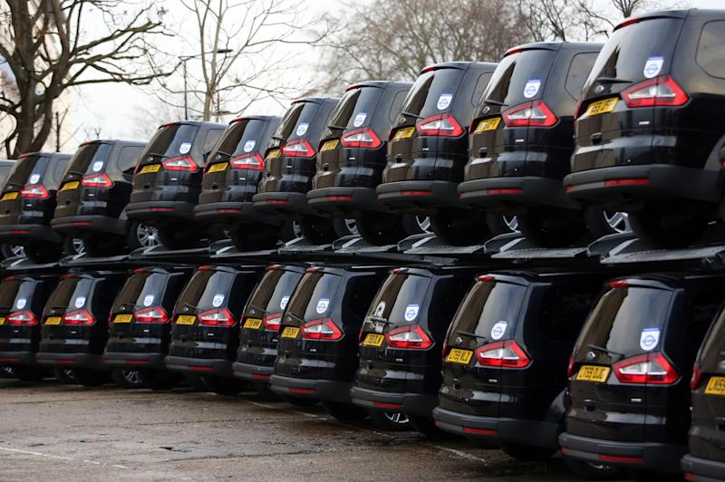 Uber's London Taxi Rival Will Cost You Peanuts