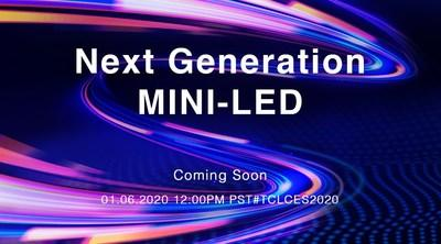 Next Generation Mini-LED Technology