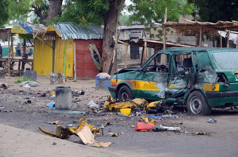 Boko Haram insurgents, based in Nigeria, have also carried out deadly cross-border raids in neighbouring Chad, Cameroon and Niger (AFP Photo/)