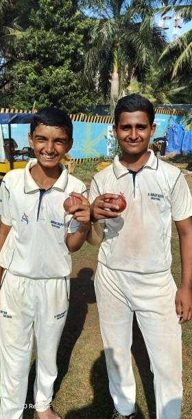 Shaikh bowls Al Barkaat into Giles Shield final