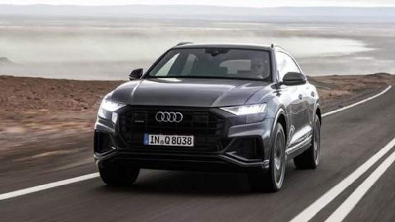 Audi Q8 Celebration Edition SUV launched at Rs. 99 lakh