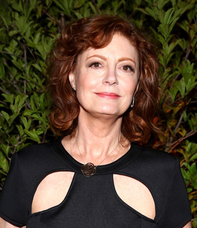 At 69 Susan Sarandon Is The Newest Face Of L Oreal