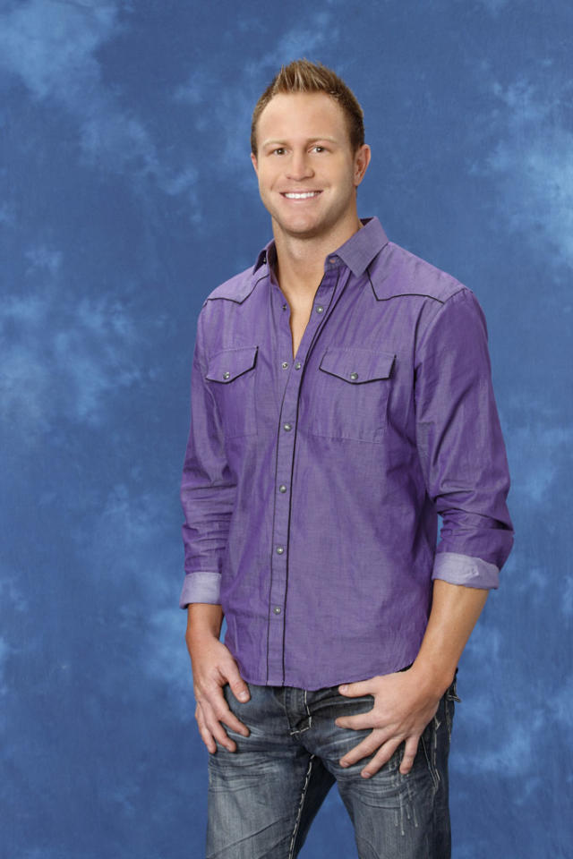 """Travis, 30, an advertising sales representative from Madison, MS is featured on the eighth edition of """"<a href=""""http://tv.yahoo.com/bachelorette/show/34988"""">The Bachelorette</a>."""""""