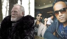 'Game of Thrones' Lord Commander Jeor Mormont joins Dhanush and Karthik Subbaraj film