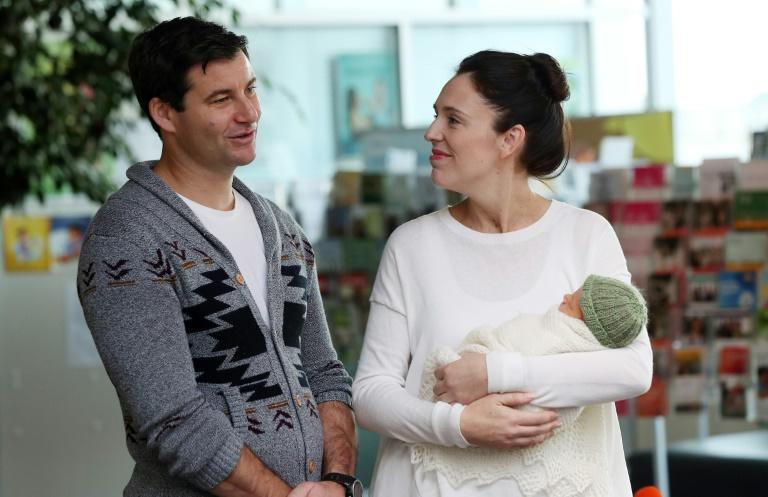 PM Ardern's partner Clarke Gayford will be a stay-at-home dad