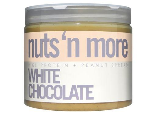 Nuts 'n More White Chocolate Peanut Butter