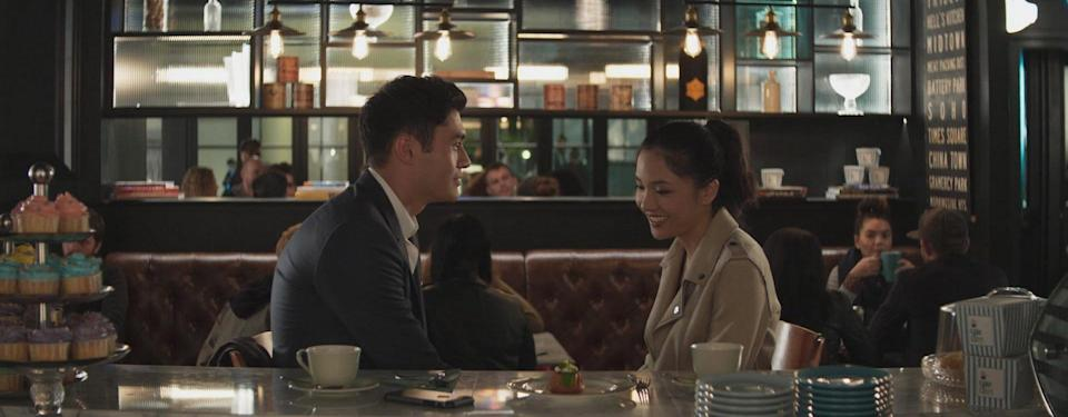 """Henry Golding and Constance Wu star in """"Crazy Rich Asians"""". PHOTO: Warner Bros Singapore"""