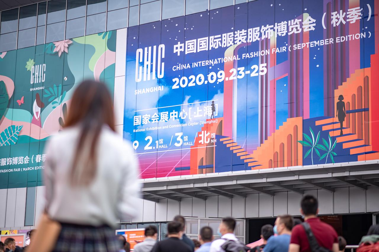 Chic Shanghai Promotes Domestic Focus as Exports Suffer