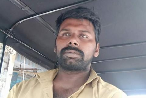 On Sunday, Abdullah, an auto driver, was waiting for the female passenger to pick up an order at a Trichy restaurant.