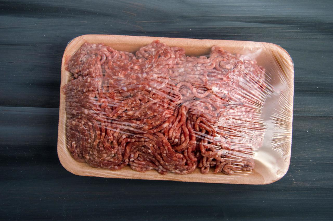 <p>If something has been thawed on the counter, don't re-freeze it. As food thaws, bacteria grows — and by freezing the food a second time, you're essentially locking in that dangerous bacteria. One way to avoid wasting food is to cook the thawed meat into a meal then re-freeze it. </p>
