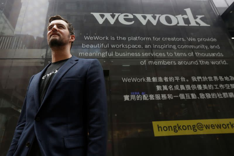 Miguel McKelvey, co-founder of WeWork with Adam Neumann, to leave company