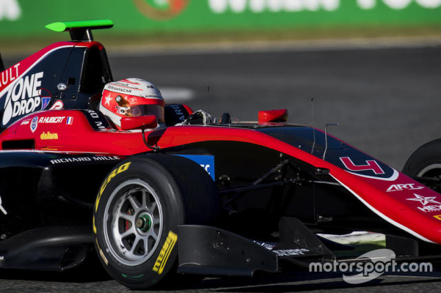 "Anthoine Hubert, ART Grand Prix <span class=""copyright"">GP3 Series Media Service</span>"