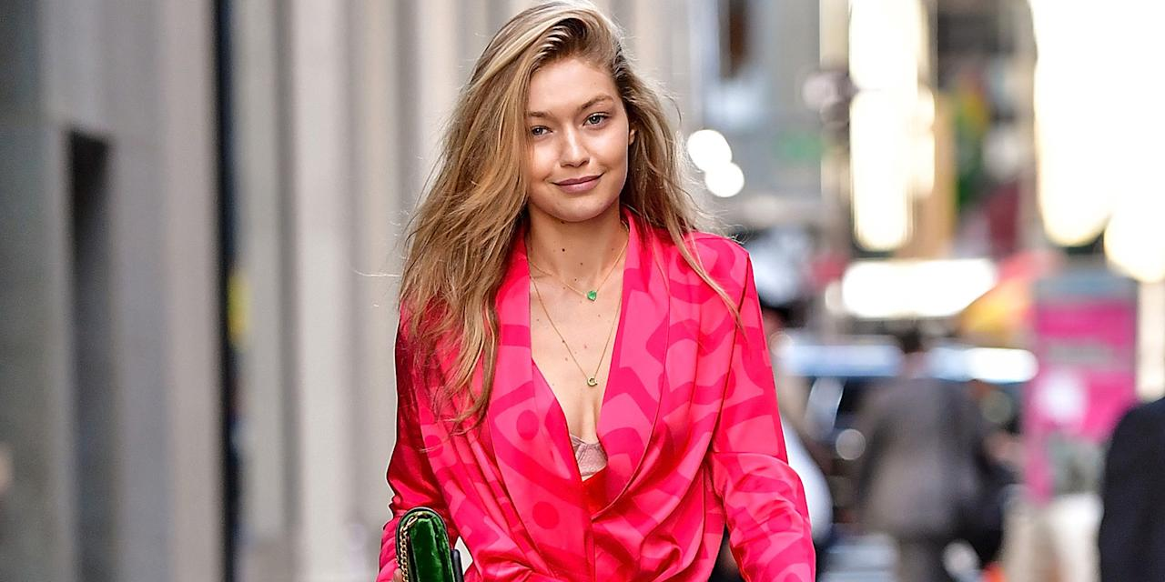 <p>See the model's most stylish off-duty looks. </p>