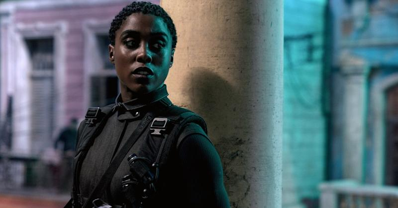 Lashana Lynch describes her No Time To Die character Nomi as a 'bad a** ninja' (Image by Universal Pictures)