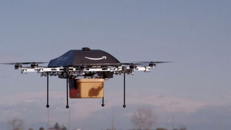 Amazon Prime Air: Delivery by Drones Could Arrive As Early as 2015