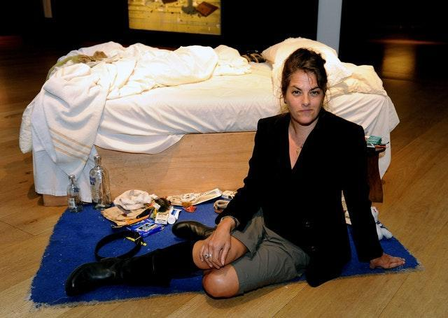 Tracey Emin's My Bed at Christie's – London