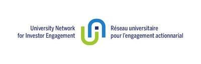 University Network for Investor Engagement Logo (CNW Group/SHARE (The Shareholder Association for Research and Education))