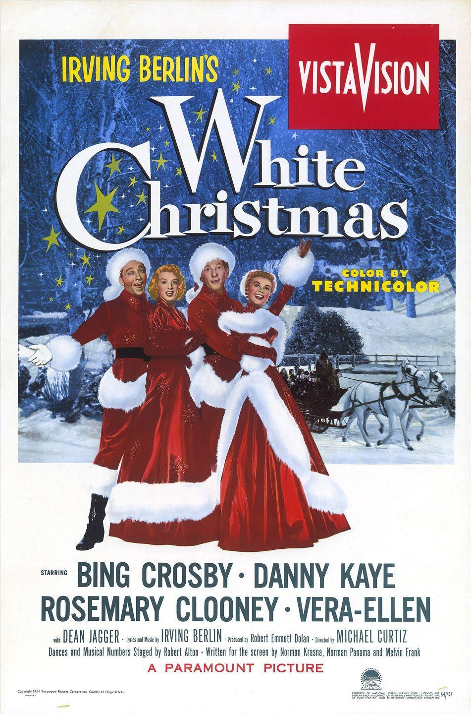 """<p>What's a Christmas movie marathon without this 1950s classic? Something out of the Grinch's lair, that's what. The heartwarming film follows two friends and former soldiers who decide to help their former Army general's struggling inn drum up Christmas business by putting on a big show. The cast is incredible (Bing Crosby, Rosemary Clooney!), and the dance numbers are *chef's kiss*.</p><p><a class=""""link rapid-noclick-resp"""" href=""""https://www.netflix.com/watch/60003082"""" rel=""""nofollow noopener"""" target=""""_blank"""" data-ylk=""""slk:Watch Now"""">Watch Now</a></p>"""
