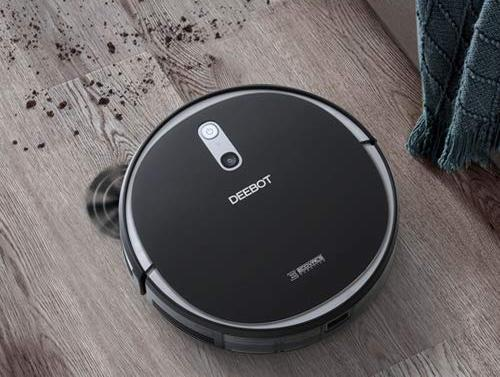 Keep your home clean, even if you're away at work. (Photo: Amazon)